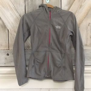The North Face fleece jacket - size small